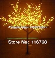 2PCS/CTN 2M 1248 Outdoor Landscape Lighting LED Cherry blossom Tree Lights