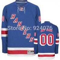 Custom New York Rangers Jerseys Authentic personalized - Wholesale Cheap China Hockey Jerseys Number & Nane Sewn On (XS-5XL)