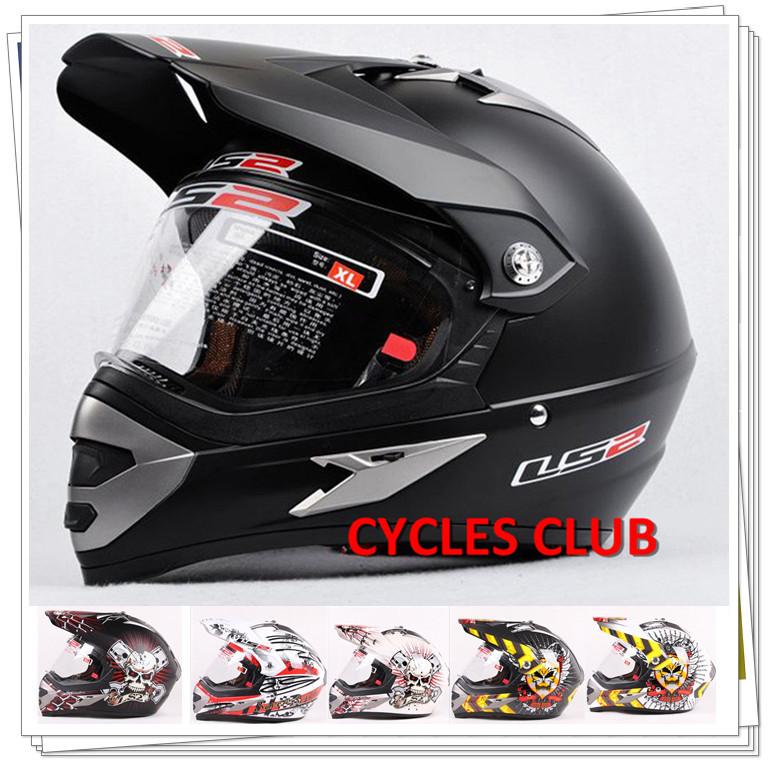 Cascos Moto Ls2 il Motocross Ls2 Mx433 Casco