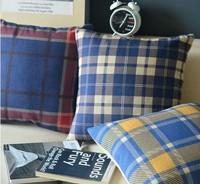 Beautiful Lattice Pattern 3pcs Printed Ikea Pillow Case Sofa Cushion Cover Free shipping Wholesale
