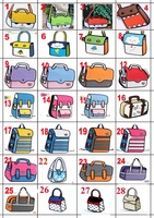 New Hot Styles/3D Magic bag /Factory Wholesale 25PCS/Lot