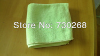 Free Shipping Wholesale 10pcs /lot 32x32cm 320gsm  Microfiber Home Cleaning Car Wash Towel Polishing Waxing Cloth Hand Supplier