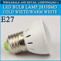 10pcs/lot LED bulb lamp High brightness bulbs lights E27 4W 5W 2835SMD Cold white/warm white AC220V 230V 240V Free shipping