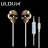 LIANHENG with microphone high quality metal earpieces  for free shipping
