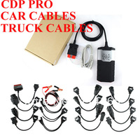 DS150 Ds150e TCS CDP PRO PLUS 2013.03 Released Software CAR TRUCK With Truck Cables And Car Cables