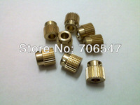 Free shipping New RepRap  3D Printer Extrusion head special gear inner hole diameter of 5mm  (5pcs/lot)  Whalesale $13.5