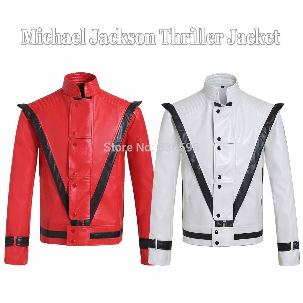 Michael Jackson Thriller Jacket Pattern Michael Jackson Thriller