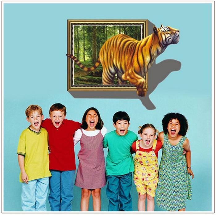 ... muurstickers sticker voor kinderen/kinderkamer decoratie kinderkamer