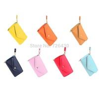 Fashion women PU leather travl handbag Crown Smart phone case messenger wallet bags