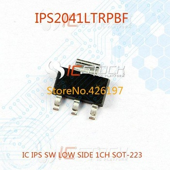 IPS2041LTRPBF IC IPS SW LOW SIDE 1CH SOT-223 2041 IPS2041 3pcs