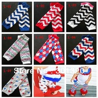 plain baby girls chevron leg warmers zig zag leg warmers