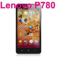 "original 5.0"" Lenovo P780 MTK6589 quad core 1.2GHz 1GB RAM 4GB ROM dual camera bluetooth GPS android 3G wcdma smart phone"