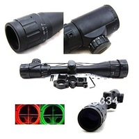 Tactical 3-9x32AOEG  Rifle Scope / sighting Hunting Rifle Scope Wholesale