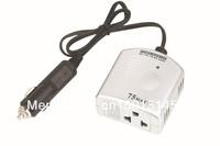 Modified sine wave power inverter 12V to 220V 75W Car Cigarette Socket dc to ac car inverter with CE
