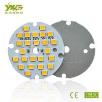 Free shipping (10pcs/lot )  23-26lumens 0.2W 2835 SMD 5C5B 15V 5w led down light module