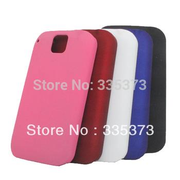 2pcs/lot Slim Shell Hard Cover Case Skin Back For Alcatel One Touch OT 991 OT 991D Freeshipping