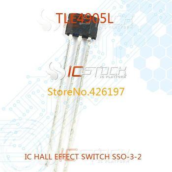 TLE4905L IC HALL EFFECT SWITCH SSO-3-2 4905 TLE4905 10pcs