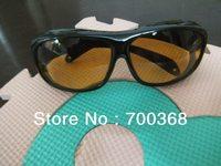 20pcs/lot HD Vision Wrap Around Sunglasses,HD High Definition Vision Driving Sunglasses