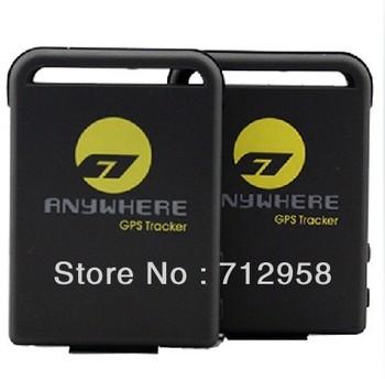 GPS Tracker TK106 RealTime Vehicle Tracker GPS logger /Sensor/alarm