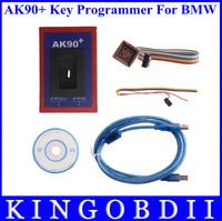 FREE DHL highly recommed auto for BMW key programming AK90+ Key Programmer ak 90 key copy machine with Low price