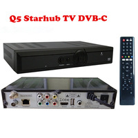 The Original 2014 Singapore starhub hd cable box for watch HD/SD New Sports channels q5 hd pvr free shipping