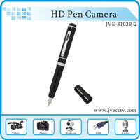 Free shipping 2013 New 1080P 4GB audio pen recorder,digital recording pen,4GB/8GB/16GB/32GB  wireless camera pen+Elegant package