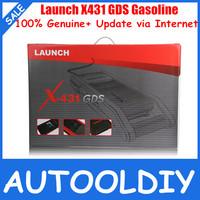 2014 Top Selling Multi-language Launch X431 GDS WIFI 100% Original Launch X-431 GDS Internet Update X431 GDS Free Shipping
