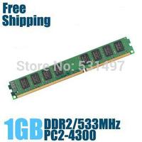 Brand New Sealed DDR2 533 / PC2 4300 1GB  Desktop RAM Memory / Lifetime warranty / Free Shipping!!!