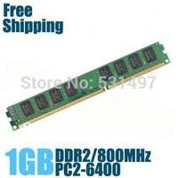 Brand New Sealed DDR2 800 / PC2 6400 1GB  Desktop RAM Memory / Lifetime warranty / Free Shipping!!!