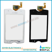 for Sony Ericsson xperia mini pro sk17i sk17 touch screen digitizer touch panel touchscreen,Original,black white,free shipping
