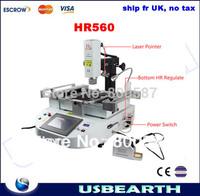 Ship fr UK, No tax!! LY HR560 BGA Rework Station Welding Machine 3 Heating Zones