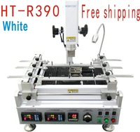 Factory shipping 220V HT-R390BGA rework station soldering station bench three lowest temperature zone white