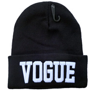 Free Shipping fasion 6 colors VOGUE Beanie HATS Winter Beanie Homies Ymcmb Hip hop Beanies caps