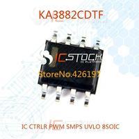 KA3882CDTF IC CTRLR PWM SMPS UVLO 8SOIC 3882 KA3882 30pcs