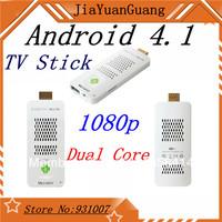new  2013 Android 4.1 Dual Core WIFI Measy U2A Mini PC TV Box 1080 p+ RC9 Mini Gyroscope 3D Air Mouse free shipping