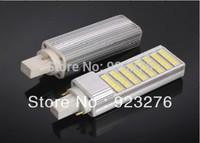 PLC led downlight G24/E27/E26/B22 led bulb 8W smd 5050 40leds Cool white /warm white 86-265V energy saving indoor lamp PLC505040