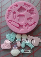 1PCS 3D silicone mold soap,fondant candle molds,sugar craft tools, chocolate moluds silicone molds for cakes,form for soap