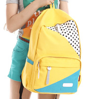2013 New Arrive Women Printing Backpack Boys And Girls Students backpacks School Bags