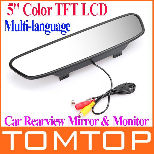 Автомобильный монитор 5 TFT