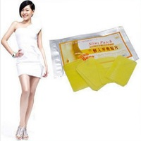 2013 Free shipping Slim Patch Weight Loss Patch Slim Efficacy Strong Slimming Patches For Diet  Weight Lose 1bag=10pcs