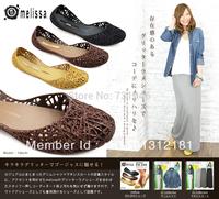 Melissa  campana zig zag sandals  bird nest rain boots   Melissa jelly shoes 2014 New fashion shoes