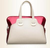 2014 Famous Women Leather Handbags Fashion Vintage Shoulder Tote Luxury Women Messenger Bags  MX03