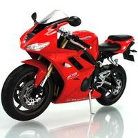 2014fashion! free shipping! welly!  1:10!  diecast model motor bikes  TRIUMPH 675