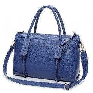 PU Leather Boston Bag,Handbag,Shoulder Bag Messenger Bag,Pillow Bag,Free Shipping