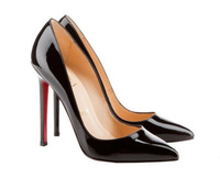 Brand New Top Quality OL Sexy High Heels Shoes Pointed Toe Women Pumps Luxury 5 Colors EUR 35-39