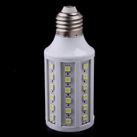 Hot Saling NEW PROMOTION Warm White Energy Saving E27 9W 60LED 5050 SMD LED Ceiling Light LED corn light  HOT Selling