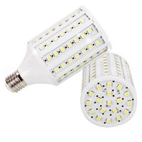 Hot Saling NEW PROMOTION E27 102 LED SMD 5050 HOT Selling 1800-1900LM 15W Cool White Screw Corn Light Lamp Bulb 220V