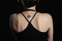 10 different kinds Free shipping Temporary tattoo body art  Diamond totem tattoo Waterproof tattoo sticker  man Women tattoo