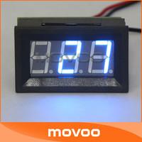 "0.56"" Temperature Measure Meter -30~70 Degree Blue LED Digital Thermometer 0.56"" Temperature Monitor #090526"