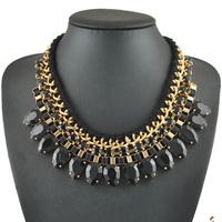 Brand Jewelry New Statement Necklaces Fashion Women Statement Jewelry Necklaces
